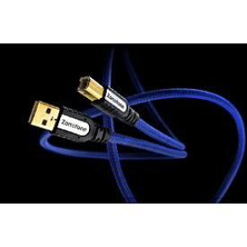 ZONOTONE ゾノトーン オーディオ用USBケーブル【A】⇔【B】(1.2m)6N・USB -Grandio 2.0[6NUSBGRANDIO2.01.2]