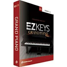 クリプトン・フューチャー・メディア Crypton Future Media TOONTRACK 〔Win・Mac版/メディアレス〕 EZ KEYS − GRAND PIANO[EZKEY]