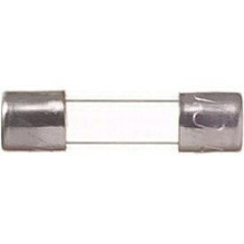 ヤザワ YAZAWA 【125V0.1A】 ミニガラス管ヒューズ(長さ20mm) GF01125M