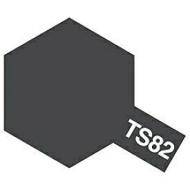 タミヤ TAMIYA タミヤカラー スプレーカラー TS-82(ラバーブラック)