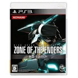 コナミデジタルエンタテイメント Konami Digital Entertainment ZONE OF THE ENDERS HD EDITION【PS3】