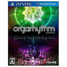 アクワイア ACQUIRE orgarhythm(オルガリズム)【PS Vitaゲームソフト】