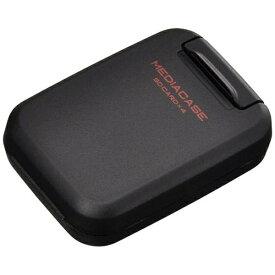 ハクバ HAKUBA ポータブルメディアケースS(SD/MicroSDカード用・ブラック) DMC-20SSDBK[DMC20SSDBK]