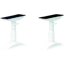 アイリスオーヤマ IRIS OHYAMA 家具転倒防止伸縮棒SSS(高さ12.9〜23cm)2本セット KTB-12 ホワイト[KTB12]