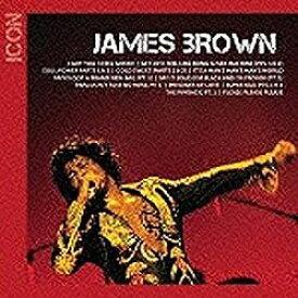 ユニバーサルミュージック ジェームス・ブラウン/アイコン〜ベスト・オブ・ジェームス・ブラウン 期間限定出荷盤 【音楽CD】