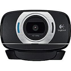 ロジクール WEBカメラ[USB・210万画素・UVC対応・マイク内蔵] フルHDモデル C615[C615]