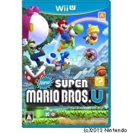 任天堂 Nintendo New スーパーマリオブラザーズ U【Wii Uゲームソフト】