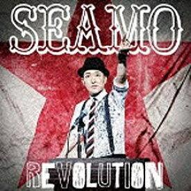 ユニバーサルミュージック SEAMO/REVOLUTION 初回限定盤 【CD】