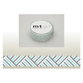 カモ井加工紙 KAMOI mt マスキングテープ(コーナー・いずみ) MT01D174