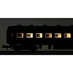 KATO カトー 【Nゲージ】 LED室内灯 クリア(電球色) 6両分入