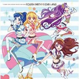 ランティス Lantis STAR☆ANIS/TVアニメ『アイカツ!』挿入歌ミニアルバム:Fourth Party! 【CD】