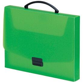 リヒトラブ LIHIT LAB. バッグ A4サイズ AQUA DROPs A-5005-6 黄緑[A50056]