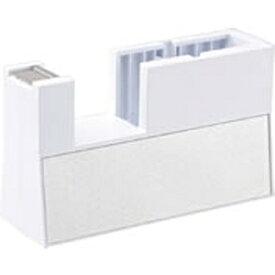 ニチバン NICHIBAN [テープカッター] 直線美 小巻用 (白) TC-CBK5[TCCBK5]