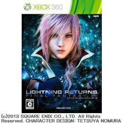 【送料無料】 スクウェアエニックス ライトニング リターンズ ファイナルファンタジーXIII【Xbox360ゲームソフト】