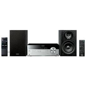 ソニー SONY Bluetooth対応 ミニコンポ CMT-SBT100[CDコンポ CMTSBT100C]