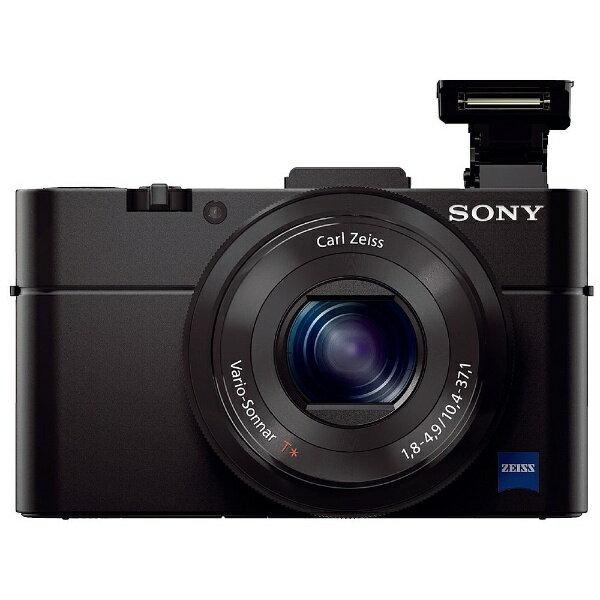 【送料無料】 ソニー コンパクトデジタルカメラ Cyber-shot(サイバーショット) DSC-RX100M2[DSCRX100M2]