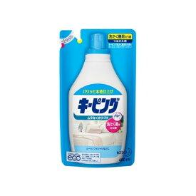 花王 Kao キーピング 洗たく機用 つめかえ用 480ml 〔アイロン仕上げ剤〕