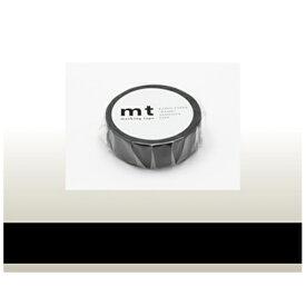 カモ井加工紙 KAMOI mt マスキングテープ(マットブラック) MT01P207