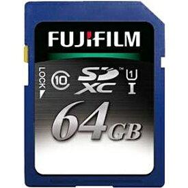 富士フイルム FUJIFILM SDXCカード FSDXC064GC10U1 [64GB /Class10][FSDXC064GC10U1]