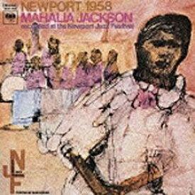 ソニーミュージックマーケティング マヘリア・ジャクソン/ニューポート1958 +2 【音楽CD】