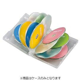 サンワサプライ SANWA SUPPLY DVD/CD対応トールケース 12枚収納×3 クリア DVD-TW12-03C[DVDTW1203C]【rb_pcp】