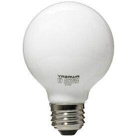 ヤザワ YAZAWA GW100V38W70 白熱球 ホワイト [E26 /電球色 /1個 /40W相当 /ボール電球形][GW100V38W70]