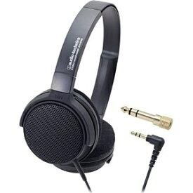 オーディオテクニカ audio-technica ヘッドホン ATH-EP300 [φ3.5mm ミニプラグ][ATHEP300BK]