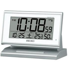セイコー SEIKO 電波目覚まし時計 SQ768S