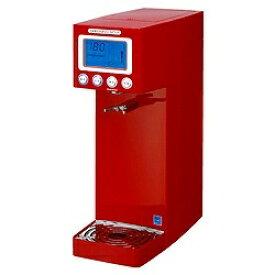 シナジートレーディング Synergy Trading 家庭用水素水生成機 グリーニングウォーター 赤 HDW0001[HDW0001]【ribi_rb】