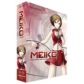 クリプトン・フューチャー・メディア Crypton Future Media CRYPTON 〔Win・Mac版〕 MEIKO V3 (メイコ V3)[MEIKOV3]