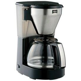 メリタ Melitta MKM-4101 コーヒーメーカー MEUS(ミアス) ブラック[10杯 MKM4101B]