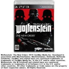 ベセスダソフトワークス ウルフェンシュタイン:ザ ニューオーダー【PS3ゲームソフト】