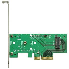 玄人志向 変換基盤 [M.2(Type.M) ⇒ PCI-Express x4] M.2-PCIe[M.2PCIE]