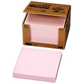 ニチバン NICHIBAN ポイントメモ[再生紙シリーズ]ビジネスパック(100枚×5冊入/ピンク) MB-2P[MB2P]