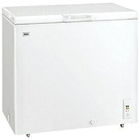 ハイアール Haier 《基本設置料金セット》JF-NC205F 冷凍庫 Joy Series ホワイト [1ドア /上開き /205L][JFNC205F]