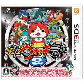 レベルファイブ LEVEL5 妖怪ウォッチ2 元祖【3DSゲームソフト】
