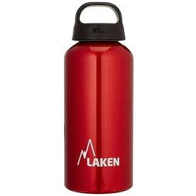 LAKEN ラーケン アルミ水筒 LAKEN クラシック(0.6L/レッド) PL-31[PL31R]