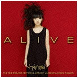 ユニバーサルミュージック 上原ひろみザ・トリオ・プロジェクト/ALIVE 初回限定盤 【CD】