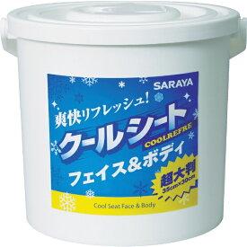 サラヤ saraya クールリフレ 70枚入り 42411