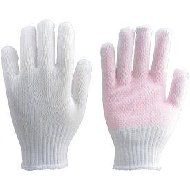 トラスコ中山 女性用 すべり止め手袋 10G TGAGW10G