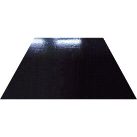 ダイヤテックス DIATEX ノンスリップシート黒(1100mm×1100mm) BKNS1100X1100MM