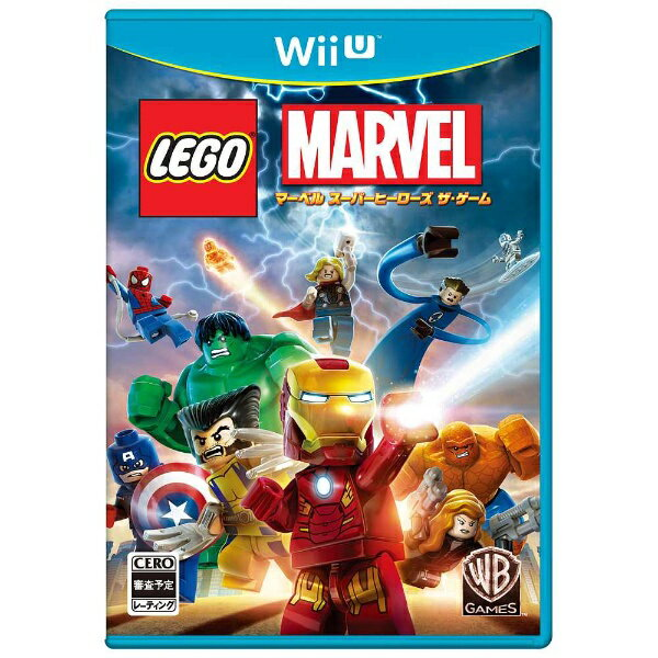【送料無料】 ワーナー・ブラザース・ホームエンターテイ LEGO(R)マーベル スーパー・ヒーローズ ザ・ゲーム【Wii Uゲームソフト】