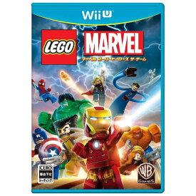ワーナーブラザースジャパン Warner Bros. LEGO(R)マーベル スーパー・ヒーローズ ザ・ゲーム【Wii Uゲームソフト】