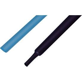 住友電工 Sumitomo Electric Industries 熱収縮チューブ 一般用 黒 SMTA6B10M (1袋10本)