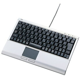 サンワサプライ SANWA SUPPLY SKB-TP01SVN キーボード シルバー [USB /コード ][SKBTP01SVN]