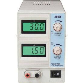 A&D エー・アンド・デイ 直流安定化電源 30V 1.5A AD8723D