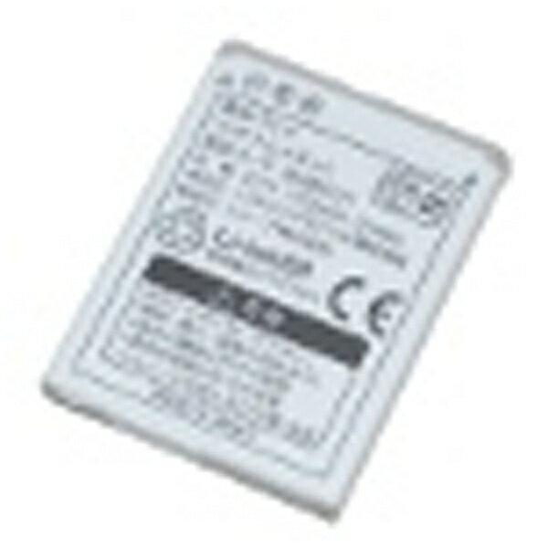 ソフトバンク SoftBank 【ソフトバンク純正】 電池パック SHBCU1 [かんたん携帯 008SH・かんたん携帯 843SH・PANTONE3 001SH・mirumo2 944SH他対応][SHBCU1]