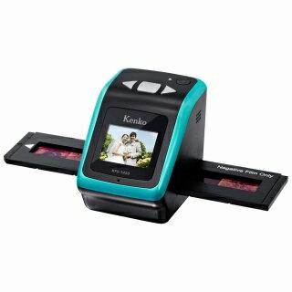 【送料無料】 ケンコー フィルムスキャナー[1462万画素・メディア/USB2.0/映像出力端子] KFS-1450