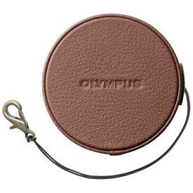 オリンパス OLYMPUS 本革レンズジャケット(ブラウン) LC-60.5GL[LC60.5GLBRW]