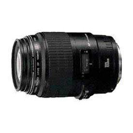 キヤノン CANON カメラレンズ EF100mm F2.8 マクロUSM ブラック [キヤノンEF /単焦点レンズ][EF10028マクロ]